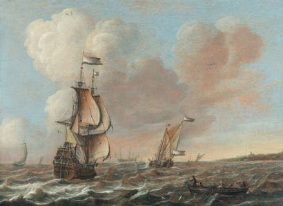 Attribué à Jeronymus van DIEST (1631 - 1677)
