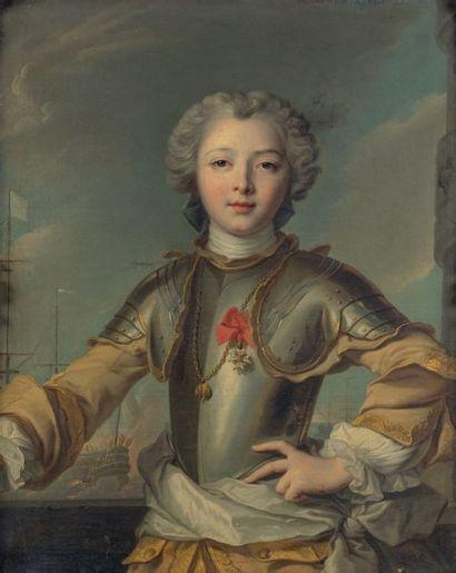 Ecole FRANCAISE du XVIIIème siècle, atelier de Jean Marc NATTIER