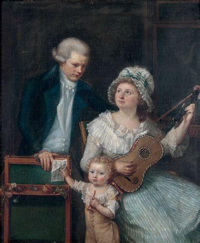 Christian Marie Louis COLIN de La BIOCHAYE (Châteaubriant 1750 - Rennes 1813)