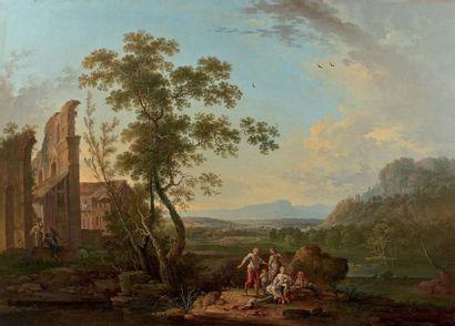 Jean Baptiste CLAUDOT, dit CLAUDOT de NANCY (Badonviller 1733 - Nancy 1805)