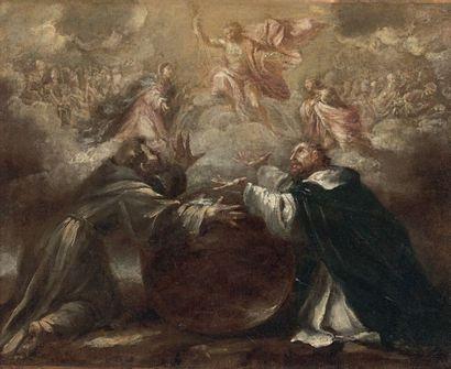 Attribué à Juan de VALDES LEAL (1622 - 1690)