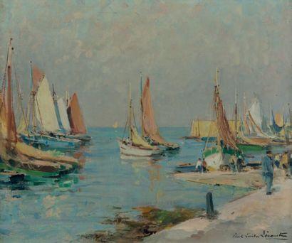 Paul Émile LECOMTE (1877 - 1950)