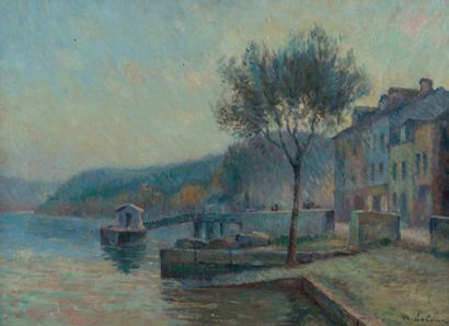 Albert LEBOURG (1849 - 1928)