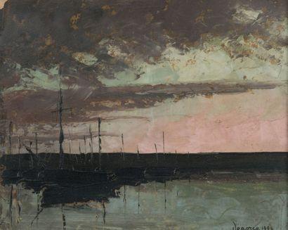 Danièle DEGORCE (1903 - 1988)