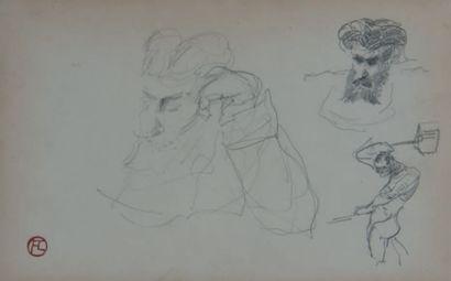 Henri de TOULOUSE-LAUTREC (1864 - 1901)