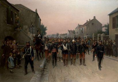 Gaston Claris (Montpellier 1843/Levallois-Perret 1899)