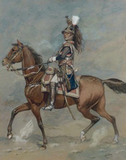 H. Meron (ou Meroy), d'après Édouard