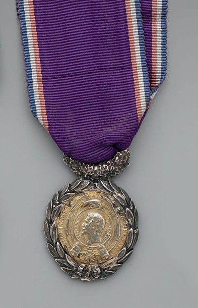 Médaille du 3e type de la Société philanthropique...