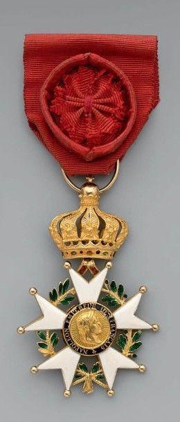 Croix d'officier de l'ordre de la Légion...