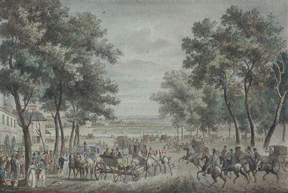 Carle VERNET (Bordeaux 1758 - Paris 1836)