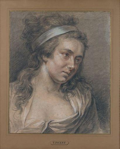 Attribué à Claude Jean - Baptiste HOIN (1750 - 1817)