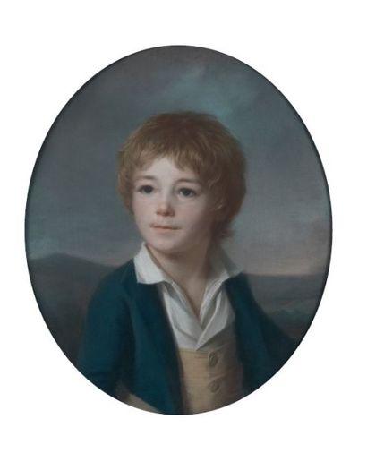 Lié Lou PERIN - SALBREUX (Rheims 1753 - 1817)