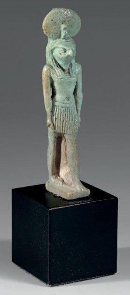 Amulette représentant la déesse Thouéris....