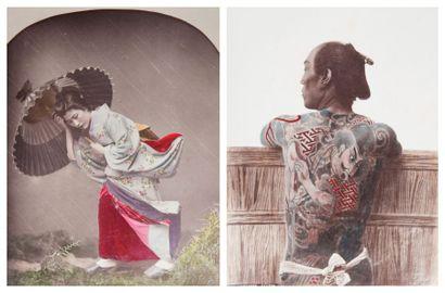 Kusakabe Kimbei (1841 - 1934)