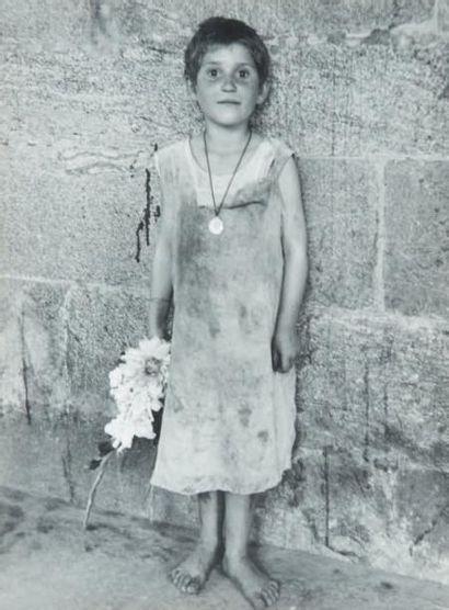 Salamanque, Espagne, 1951 Tirage gélatino-argentique...