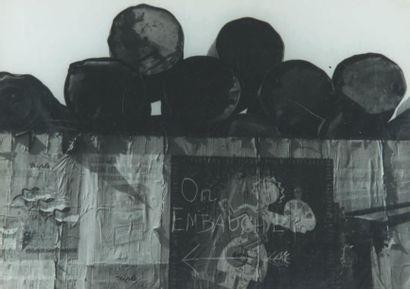«On embauche», 1948 Ttirage gélatino-argentique...