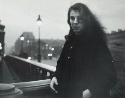 Marie, 1949 Tirage gélatino-argentique d'époque...