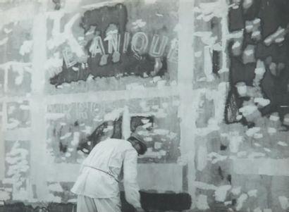Blanc d'Espagne, 1948 Tirage gélatino-argentique...