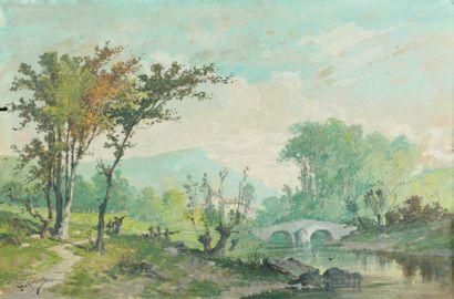 Eugène GALIEN LALOUE (1854-1941)