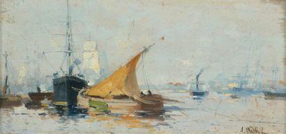 Eugène GALIEN-LALOUE (sous le pseudonyme A. Michel) (1854-1951)