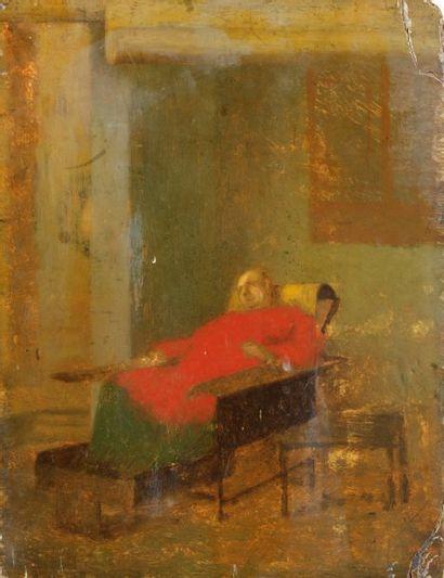 Attribué à Jean-Léon Gérôme (1824 - 1904)
