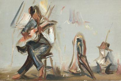 Jean HÉLION (1904-1987)