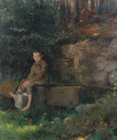 Jules ADLER (1865-1952)