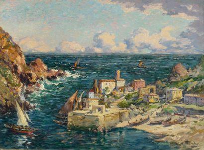Georges William THORNLEY (1857-1935)