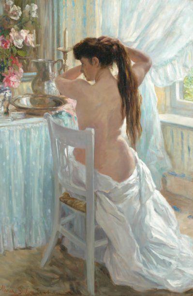 Maria SALKEN LAMBIOTTE (XXème siècle)