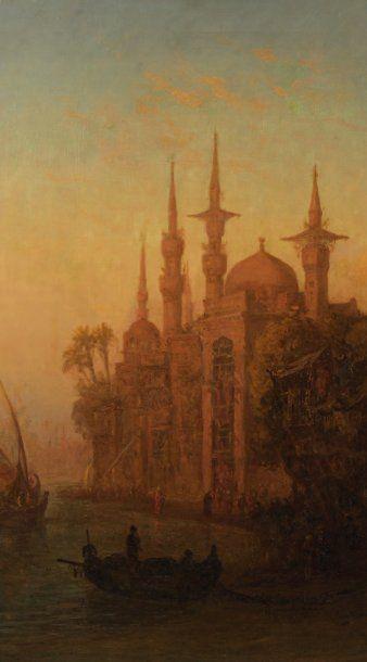 Louis LOTTIER (La Haye du Puits, 1815 - Mont Saint Père, 1892)