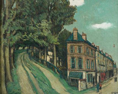 Alphonse QUIZET (1885-1955)