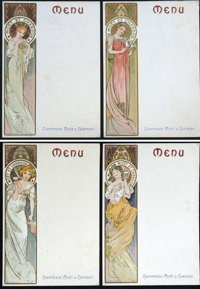 MUCHA Alphonse (1860-1939)