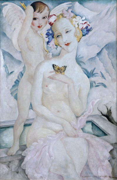 Gerda WEGENER (1889-1940)