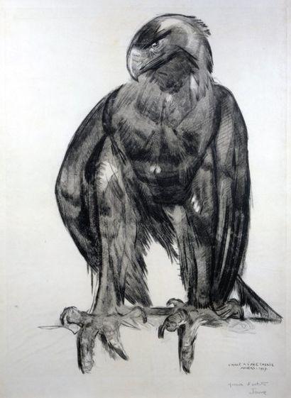 JOUVE Paul (1880-1973)