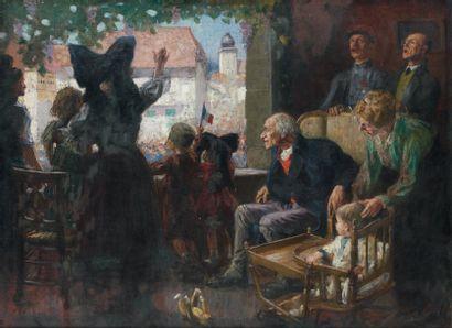 Lucien Victor JONAS (1880-1947)