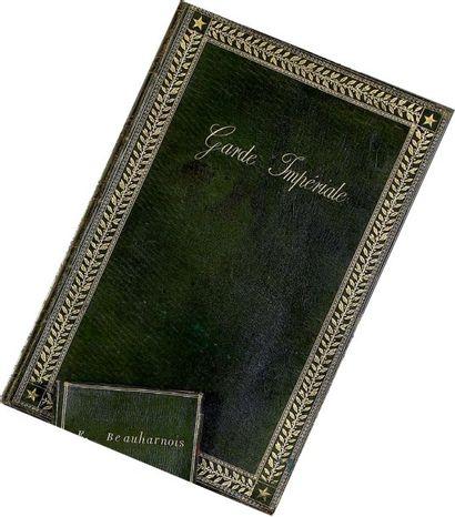 Garde impériale, manuscrit :