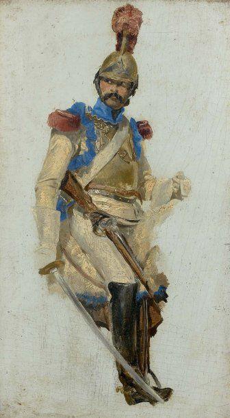 Meissonier Jean Louis Ernest (1815/1891)