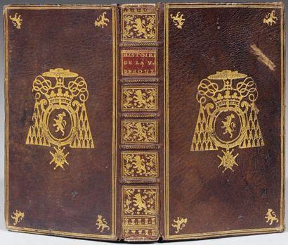[LE COQ DE VILLERAY]. Abrégé de l'histoire ecclesiastique, civile et politique de...