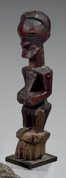 SONGYE (R.D. du Congo) Ancien petit fétiche...