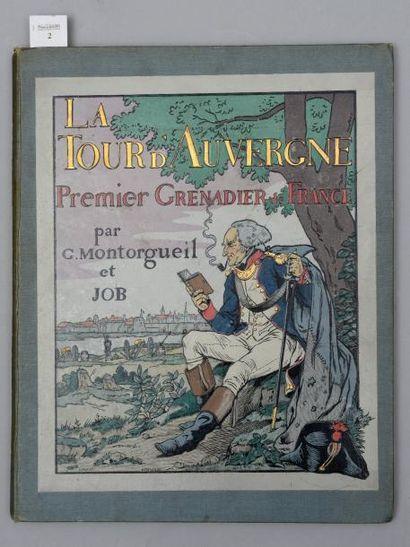 Georges Montorgueil et JOB: La Tour d'Auvergne...