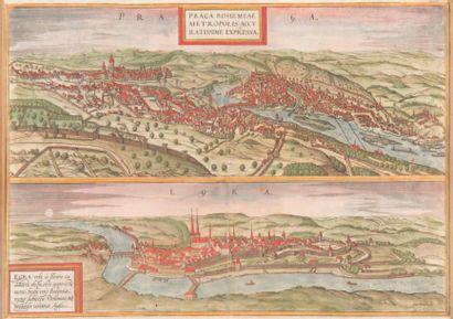 [BOHÊME/PRAGUE & EGRA] Praga, Bohemiae metropolis...
