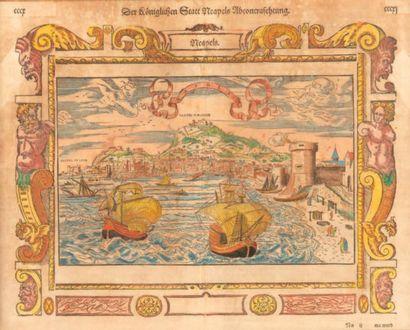 [ITALIE/NAPLES] Der Königlichen Statt Neapels...