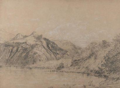 Ecole Suisse du XIXème siècle