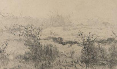 Attribué à Hendriz D. KRUSEMAN VAN ELTEN (1829-1904)