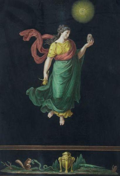 Raphael Sanzio da URBINO d'après