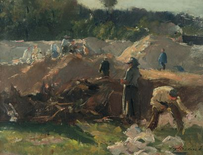 Julien Gustave GAGLIARDINI (1846 - 1927)