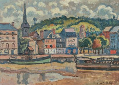 Henri Liénard de SAINT-DELIS (1878 - 1949)