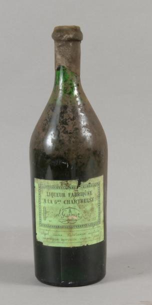 1 litre CHARTREUSE «VEP, Verte», 1968