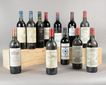Ensemble de 11 bouteilles 1 bouteille CH....