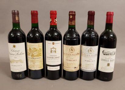 Ensemble de 6 bouteilles 1 bouteille CH....